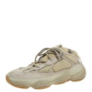 Yeezy x Adidas 500 Utility Beige Ortholite Sneakers Size 44.5