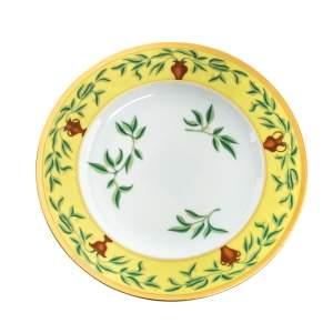 Bvlgari X Rosenthal Itaca Porcelain Service Plate
