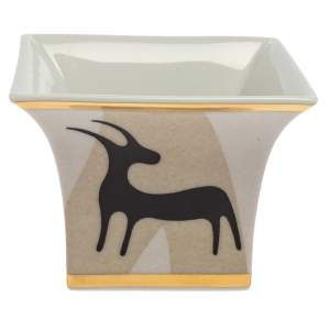 Bvlgari X Rosenthal Pascolo Rupestre Square Candle Holder