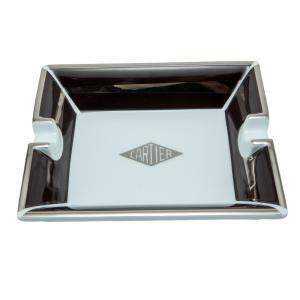 Cartier Porcelain Cigar Ashtray
