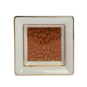 Cartier De Limoges Porcelain Vide Poche Tray