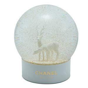 Chanel Glass Snowball