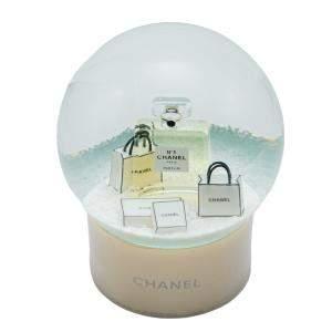 Chanel Glass Snow Ball