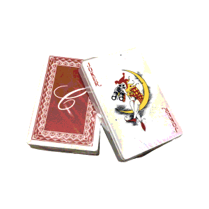 Chopard Rare Vintage Playing Cards