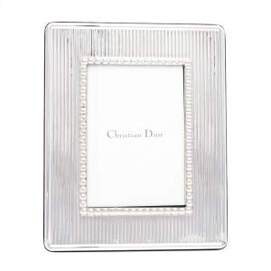 Dior Silver 925/Tarnish Proof Coating Photo Frame