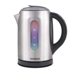 Gastroback Water Kettle Colour Vision Pro (Available for UAE Customers Only)