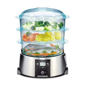 Gastroback Design Food Steamer (Available for UAE Customers Only)