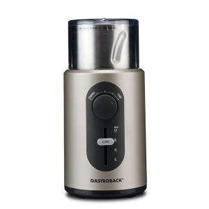 Gastroback Design Coffee Grinder Basic (Available for UAE Customers Only)