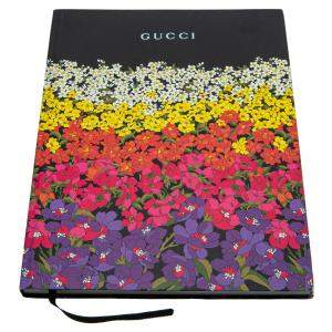 Gucci Floral Large Notebook