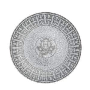 Hermes Mosaique Au 24 Dessert Plate