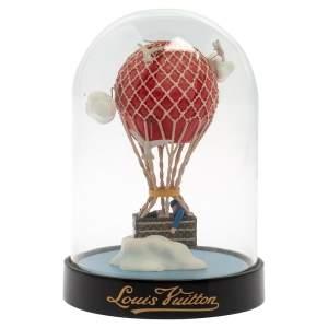 Louis Vuitton Hot Air Balloon Snow Globe