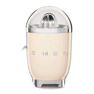 Smeg 50's Retro Style Aesthetic Citrus Juicer , Cream (Available for UAE Customers Only)