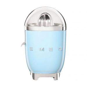 Smeg 50's Retro Style Aesthetic Citrus Juicer, Pastel Blue (Available for UAE Customers Only)