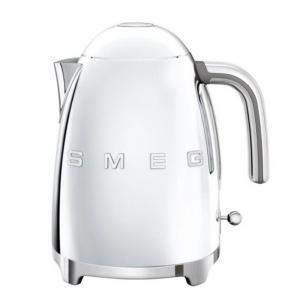 Smeg 50's Retro Style Kettle,1.7 Liter, Chrome (Available for UAE Customers Only)