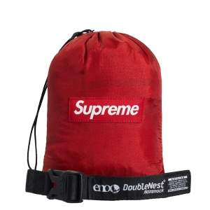 Supreme ENO Double Nest Hammock Red
