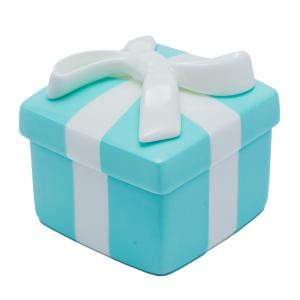 Tiffany Porcelain Mini Gift Box