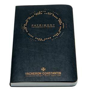 Vacheron Constantin Mini Leather Notebook