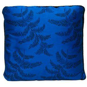 Versace Medusa Blue Cotton Cushion 45 CM