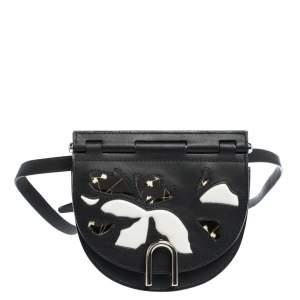 3.1 Phillip Lim Black Leather Belt Bag