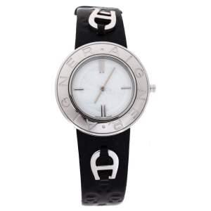 Aigner MOP Stainless Steel Aversa A51300 Women's Wristwatch 33 MM