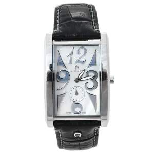 ساعة يد للجنسين أيغنر مودينا نودو A16100 ستانلس ستيل صدف 30 مم