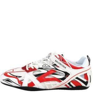 Balenciaga Red Drive Sneaker Size 40