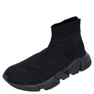 Balenciaga Black Speed 2.0 Sneaker Size EU 38