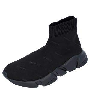 Balenciaga Black Speed 2.0 Sneaker Size EU 40