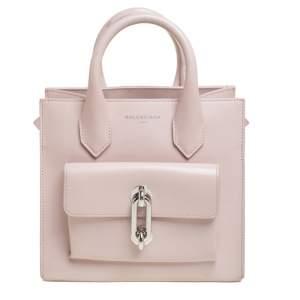 حقيبة يد توتس بالنسياغا ميالون أول أفترنون ميني جلد وردي