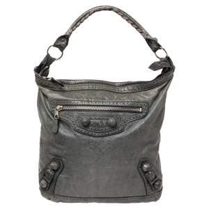 Balenciaga Ciel Leather Day Bag