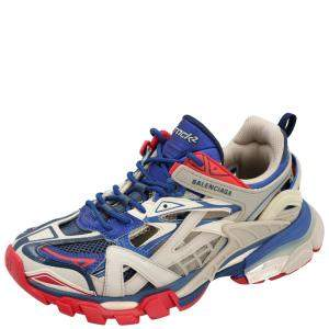 Balenciaga Multicolor Track.2 Sneakers Size EU 36