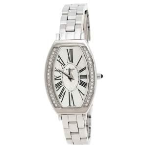 Balmain Silver Stainless Steel Diamond 2475 Women's Wristwatch 24MM