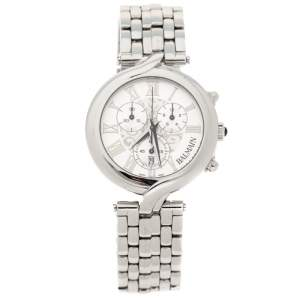 Pierre Balmain Silver Stainless Steel B5531.38.82 Women's Wristwatch 40 MM