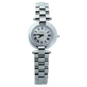 Balmain Silver Stainless Steel 2111 Women's Wristwatch 28 mm