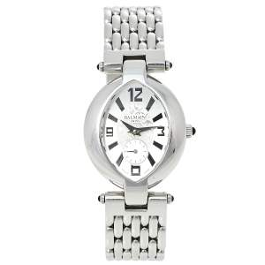 Balmain Silver Stainless Steel Excessive 3731 Women's Wristwatch 28 mm