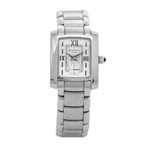 Balmain Silver Stainless Steel 3151 Women's Wristwatch 22 mm