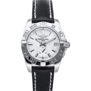 Breitling MOP Stainless Steel Galactic A3733012/A788 Women's Wristwatch 36 MM