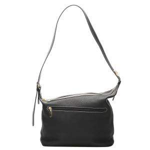 Burberry Black Leather   Shoulder Bags