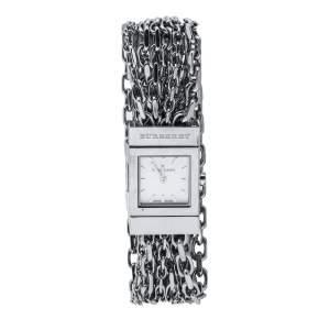 Burberry Stainless Steel BU5600 Multi-Chain Bracelet Women's Wristwatch 20 mm