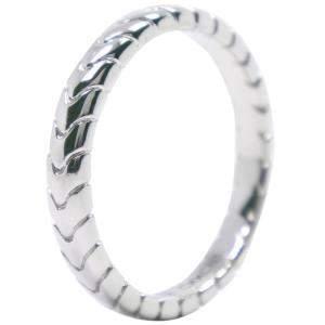 Bvlgari Spiga Platinum Ring Size EU 52