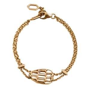 Bvlgari Serpenti Amethyst 18K Rose Gold Bracelet