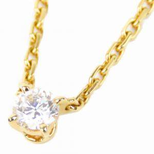 Cartier 18K Yellow Gold Diamond Necklace