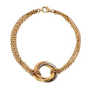 Cartier Trinity de Cartier 18K Three Tone Gold Bracelet