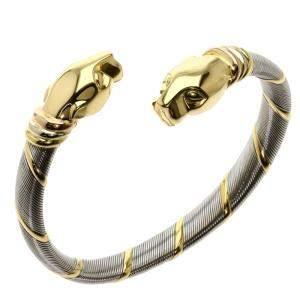 Cartier Panthere De Cartier 18K Yellow Gold Bracelet