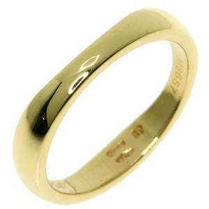 Cartier Love Milling 18K Yellow Gold Ring EU 48