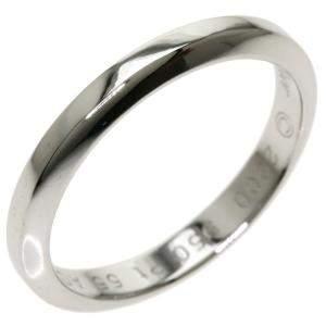 Cartier Wedding Band Platinum Ring EU 55