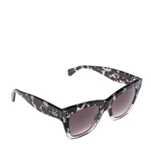 Celine Shadow Havana/Grey Gradient CL40004I Square Sunglasses