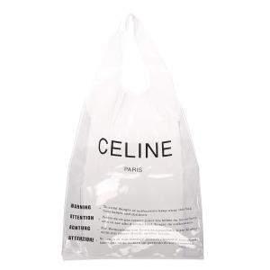 Celine Red Plastic PVC 2018 PVC Solo Pouch Shopping Bag