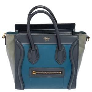 حقيبة يد توتس سيلين لاغيدج نانو جلد ثلاثي اللون