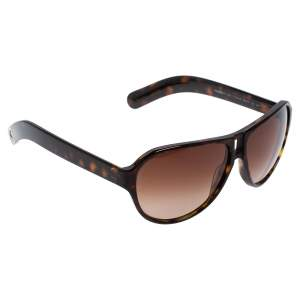 Chanel Brown Havana/ Brown Gradient 5233 Pilot Sunglasses